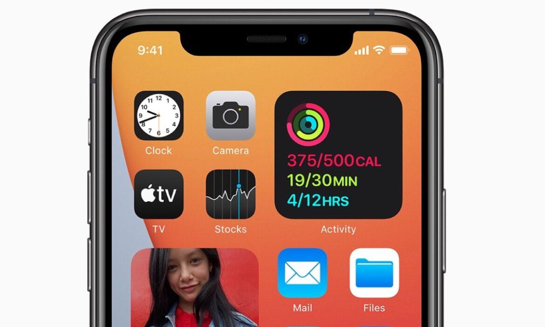 Sistema operativo iOS 14